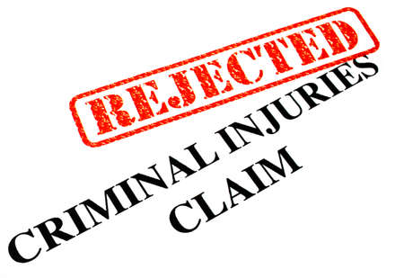 compensated: An unsuccessful Criminal Injuries Claim.