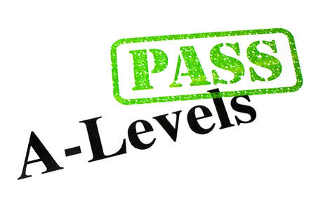Passed your A-Levels. Stock Photo - 17675912