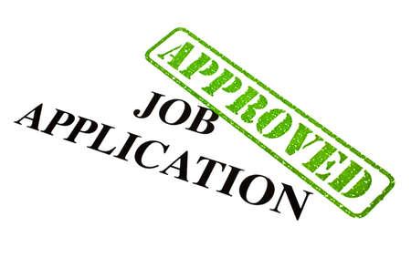 buen vivir: Un primer plano de un documento de trabajo de aplicación aprobados.
