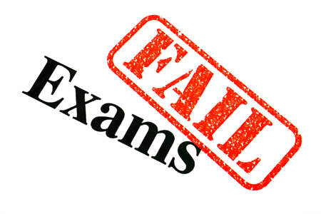 Failing your Exams. photo