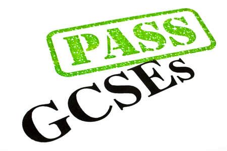 Passing your GCSE examinations Stock Photo - 18021999