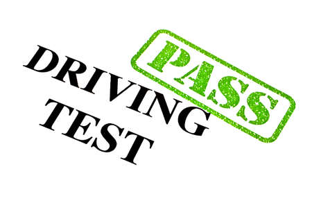 passed test: Passing your Driving Test.