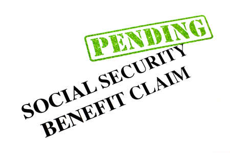 sponger: Social Security Benefit Claim in PENDING.