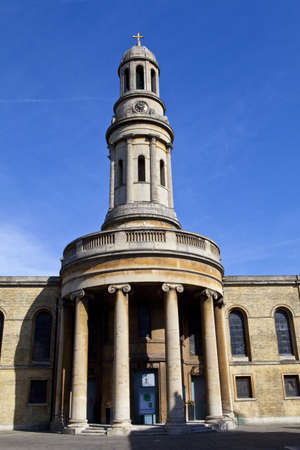 mary's: St Marys Bryanston Square in London Stock Photo