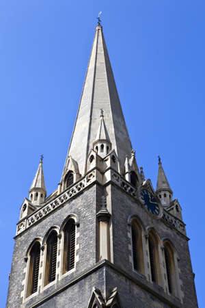 St James The Less Church in Paddington, London. Stock Photo - 19412111