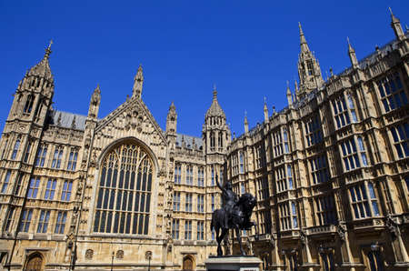 Houses of Parliament in London Stock Photo - 19412170