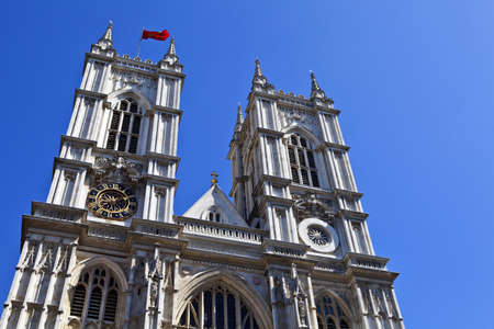The beautiful Westminster Abbey in London Stock Photo - 19412091