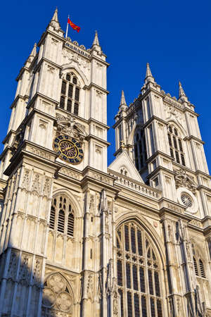 Westminster Abbey in London. Stock Photo - 19869311