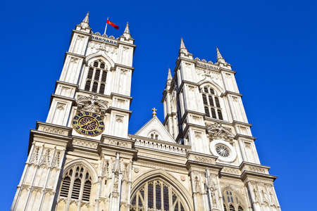 Westminster Abbey in London. Stock Photo - 19869258