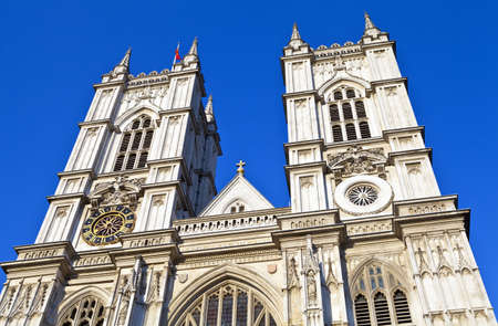 Westminster Abbey in London. Stock Photo - 19869320