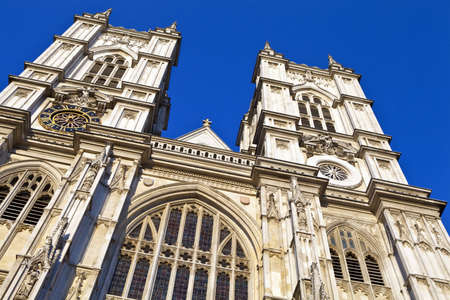 Westminster Abbey in London. Stock Photo - 19869338