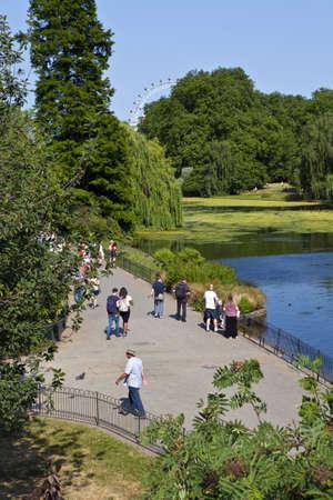 st james s: The beautiful St  James s Park