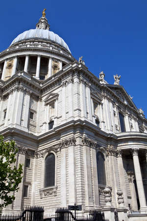 St  Pauls Cathedral in London photo