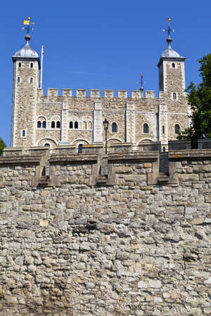 hamlets: The Tower of London on a Summer