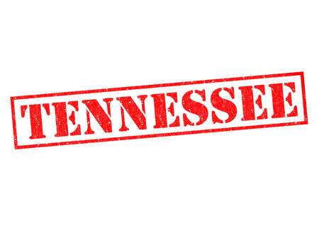 graceland: TENNESSEE Rubber Stamp over a white background.