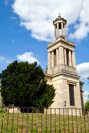 St Matthews Church in Brixton, London Stock Photo - 22850429