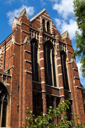 The Corpus Christi Catholic Church in Brixton, London  Stock Photo - 22850430