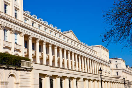 st james s: The beautiful architecture of Carlton House Terrace in London