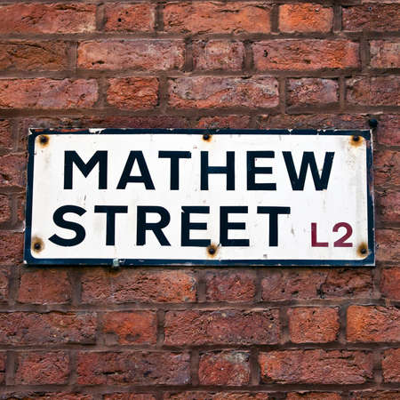 venues: Mathew Street in Liverpool is famous for being the home of The Cavern Club - one of the venues in which The Beatles began their career. Editorial