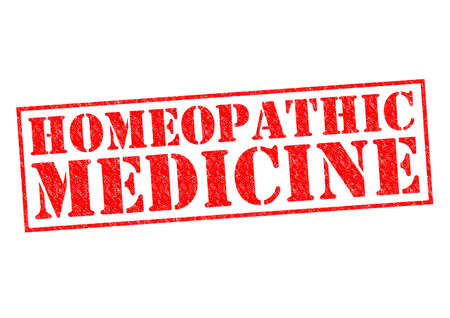 homeopathic: HOMEOPATHIC MEDICINE red Rubber Stamp over a white background.