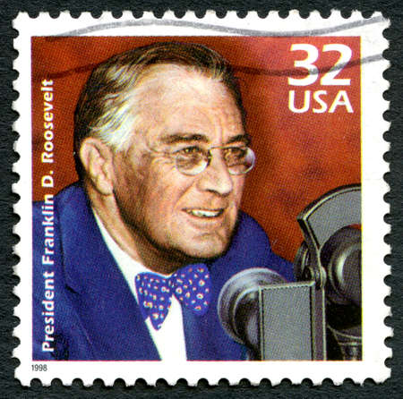 a history of the presidency of franklin delano roosevelt in the united states