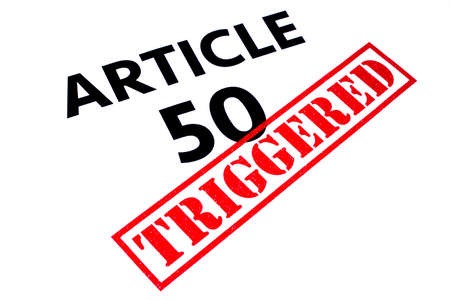 triggered: ARTICLE 50 title rubber stamped as TRIGGERED.