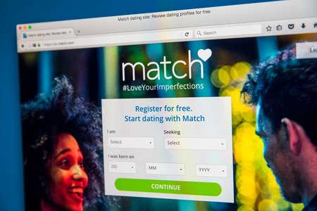 Website online dating