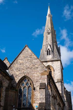 ドーチェスター、ドーセット、英国の美しいすべての聖人教会の眺め。 写真素材