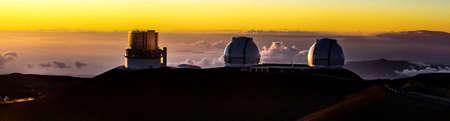 Mauna Kea Summit on the Big Island of Hawaii