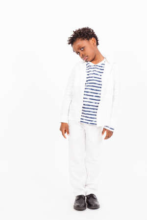 Beautiful young child photo