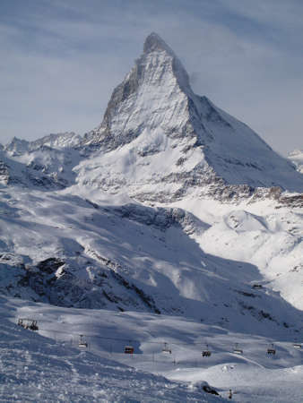 The Matterhorn Stock Photo - 10414174