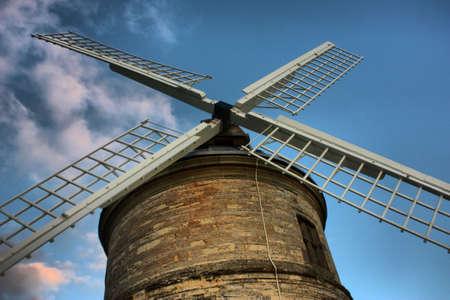 Chesterton Windmill sails
