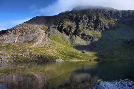 tarn: Mountain tarn