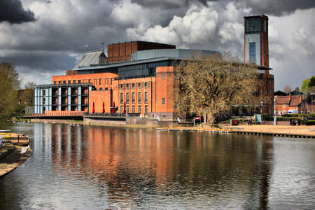 rsc: The Royal Shakespeare theatre in Stratford Upon Avon