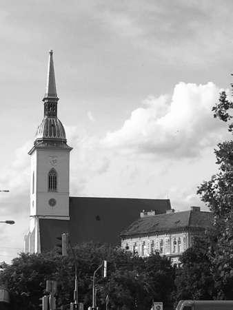 St. Martin's Cathedral Bratislava Slovakia