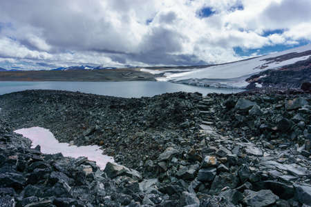 national park at norway called jotunheimen