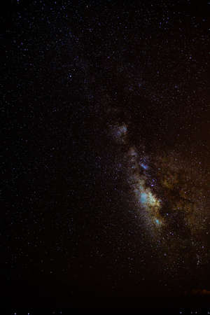 Real astronomic picture taken using camera, it is an open stars cluster known as praesepe
