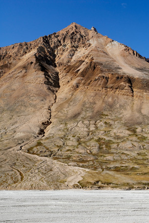 alluvial: This image shows a North-East Greenland Landscape