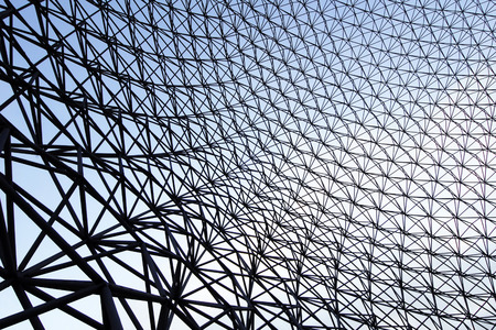 safekeeping: This image shows a pattern of Mesh Into The Sky