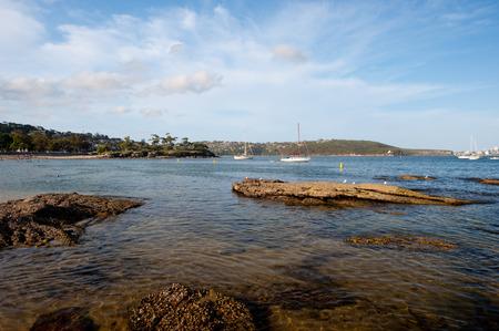 suburb: This image shows the suburb of Balmoral near Sydney, Australia