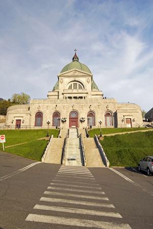 oratoria: San José% u2019s Oratorio, Montreal