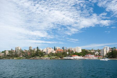 manly: This image shows the suburb of Manly, near Sydney, Australia