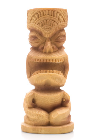 knack: This image shows a Lucky Tiki