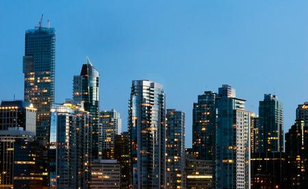 urbanscape: This image shows Coal Harbour Urbanscape - Vancouver, Canada