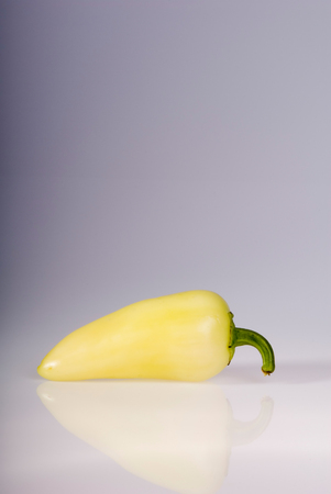 jalapeno pepper: This image shows a Yellow Jalapeno Pepper