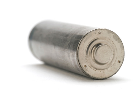 aa: This image shows an AA Battery Side View