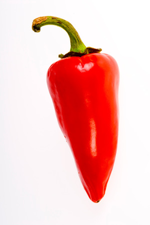 This image shows a Red Jalapeno Pepper