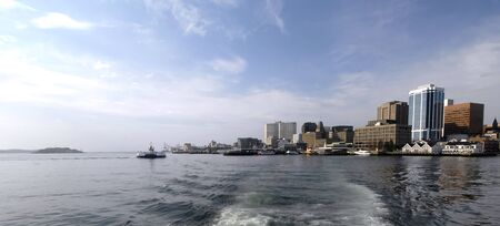 This image shows the Halifax Skyline, Canada