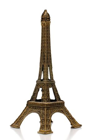This image shows an Eiffel Tower Statue photo