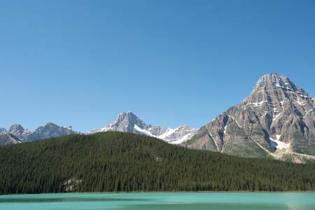 rockies: This image shows the landscape of the Canadian Rockies.